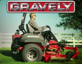 Gravely Mowers